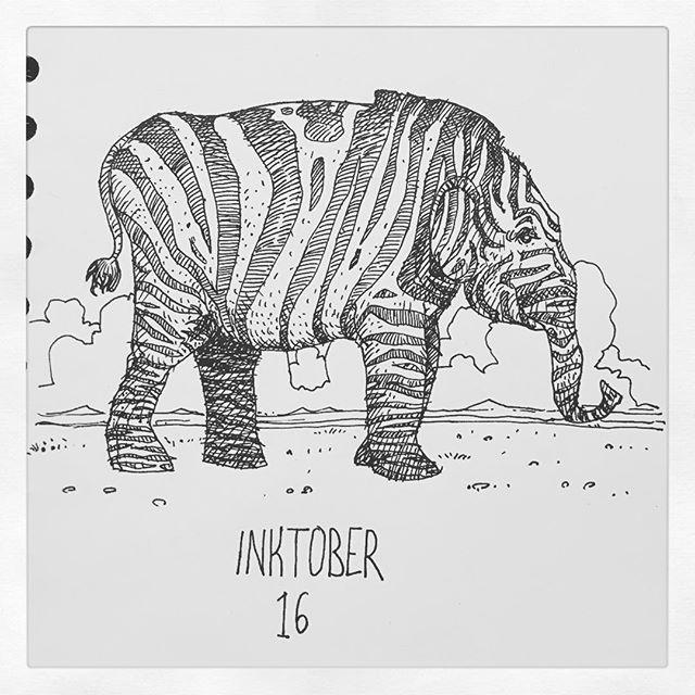 Inktober 17
