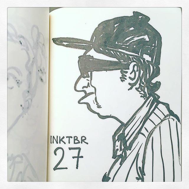 Inktober 27