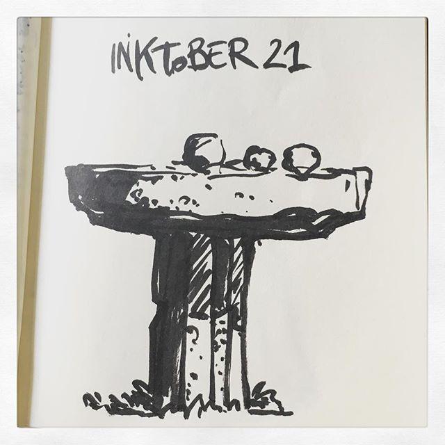 Inktober 21