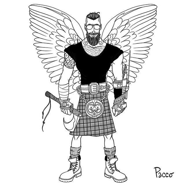 #Pacco #comics #illustration
