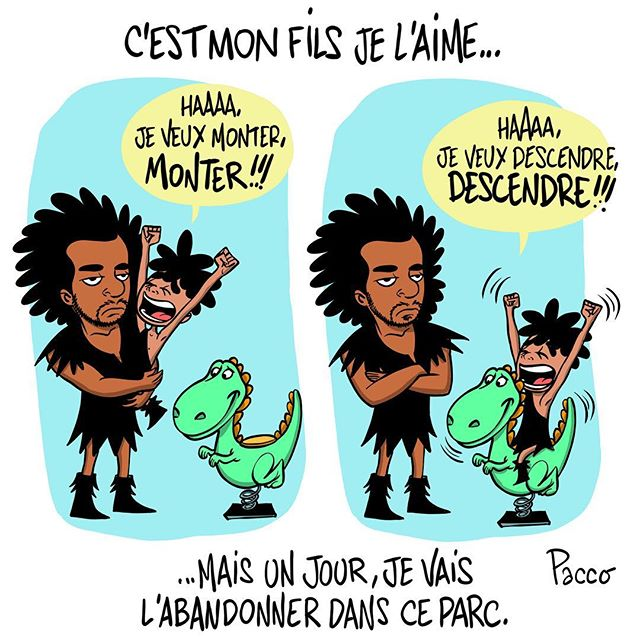 Du vécu ? #lesraspberry #illustration #pacco #comics