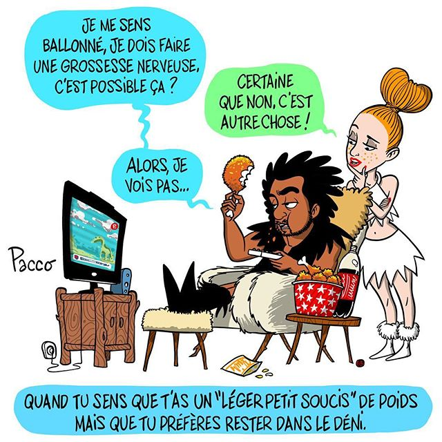 Manger bouger #lesraspberry #pacco #comics