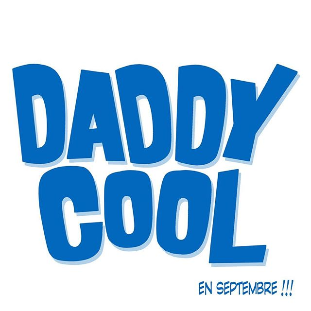 Prochaine BD #daddycool #paccodc #patience