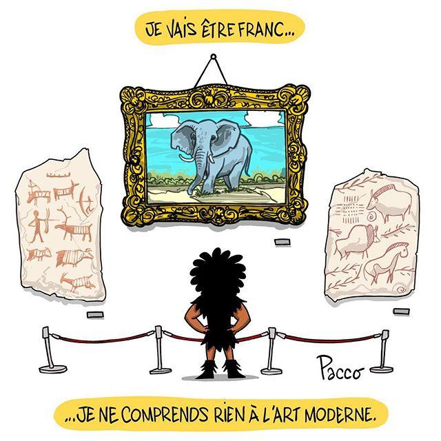 L'Art #lesraspberry #paccodc #cartoon