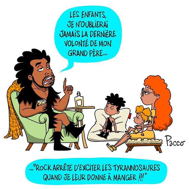 Les dernières volontés #lesraspberry #paccodc #comic #famille