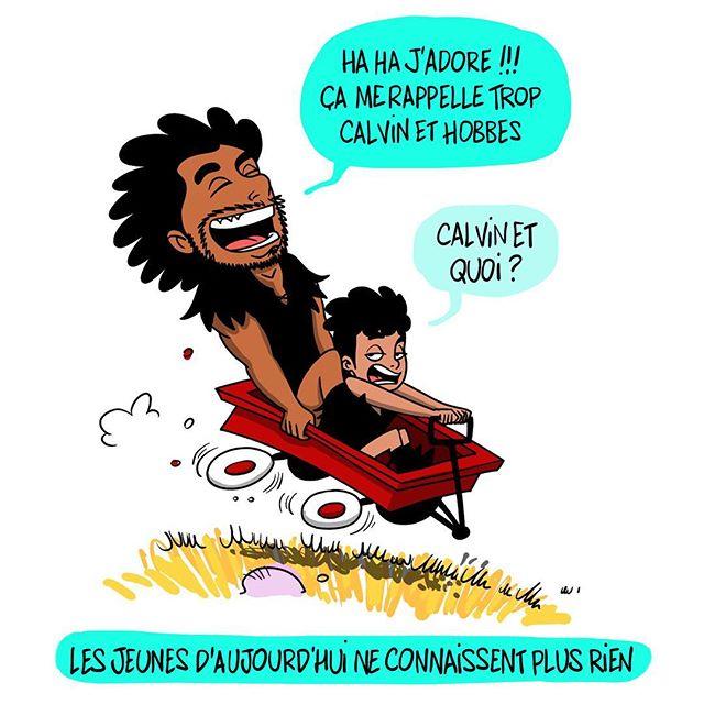 Culture / Tag quelqu'un que ça fera sourire #lesraspberry #comics #paccodc #calvinethobbes