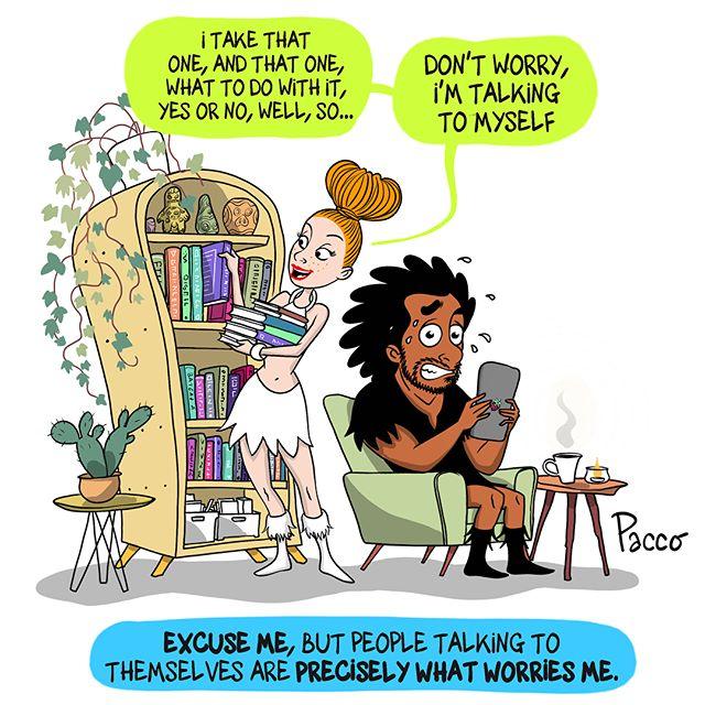 Weirdo / La fofolle (Swipe pour la VF) #lesraspberry #daddycool #insaineinthebrain #happycouple