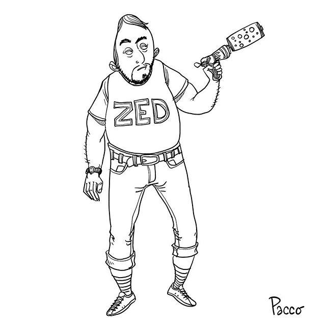 Zed is dead
